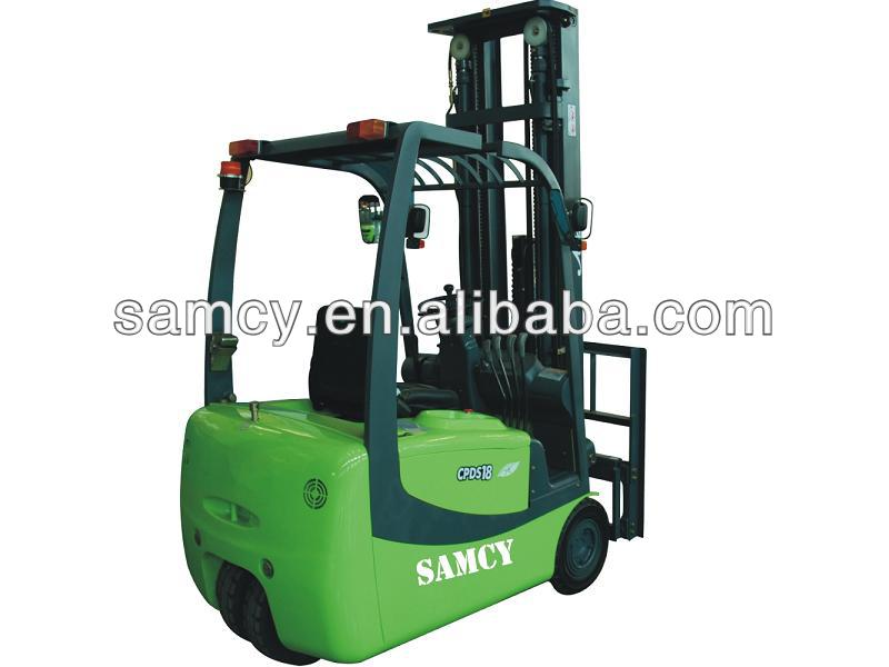 electric battery operated forklift