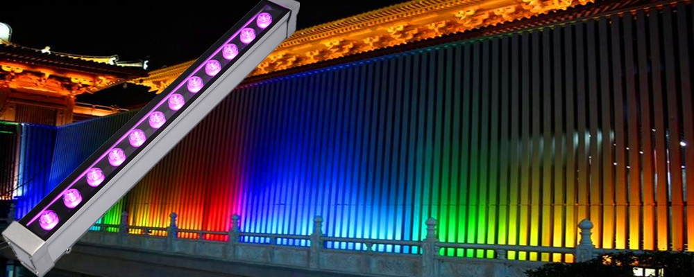 Exterior building 12w ip65 aluminum multi color led wall washer 12w wall washer ledg mozeypictures Choice Image
