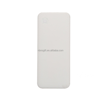 rohs mobile power pack high quality,large capacity thin abs powerbank credit card