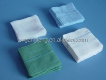 Gauze Sponges/swabs/pads/compress, 100% cotton, sterile or non sterile