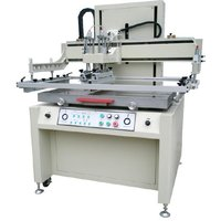 S6080/70100/90120 flat screen printing machine