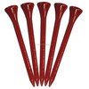 wholesale unique hot sailing red cheap golf tee for golf club sets