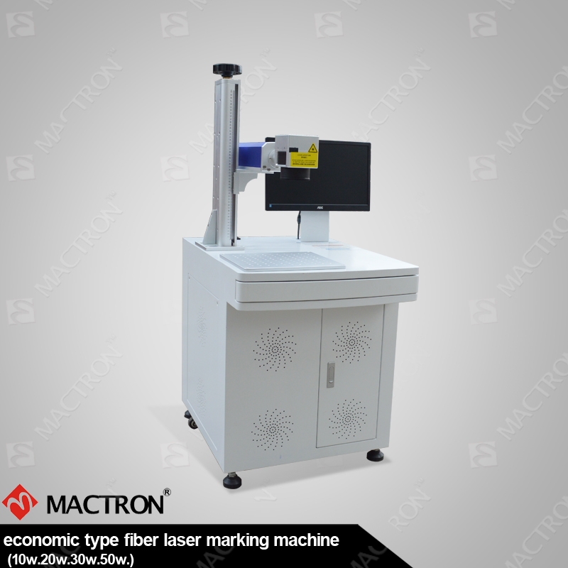 CCD Laser Marquage Machine Laser Marking Textile Machine