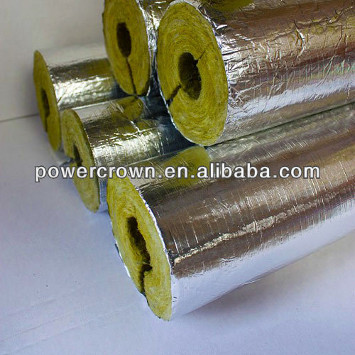 building material pipe insulation foam glass cold insulation and heat resistant
