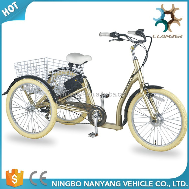 Hot Sale Top Quality Battery Tricycle