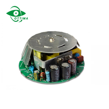 RoHS approved 50W 1000mA 30-50v round shape led driver,indoor led transformer 31V switching power supply