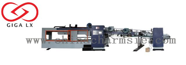 loan of GIGA LX Automatic Carton Folding and Gluing Machine Inline With Carton printing production line