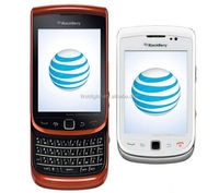 3G network cell phones in stock fast shipping Original factory unlocked BlackBerry Torch 9800
