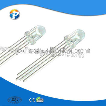 Nice 4-pin led diode strawhat led diode