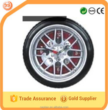 Promotion Tyre Analog Quartz Wall Clock