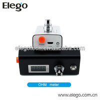 2014 High Quality OHM Tester E Cigarette Vaporizer Meter Convenient E-cig Reader Available