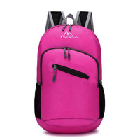 waterproof sublimation backpack