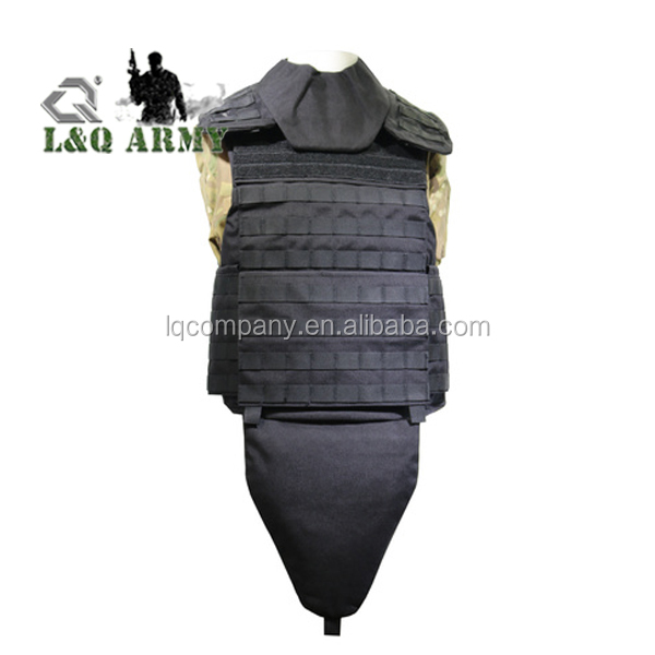 Molle Tactical Armor Plate Carrier  Bulletproof Military Style vest without plate