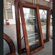 Portable Top Quality Awning Window Thermal break hollow glass awning Windows window with Australian Style