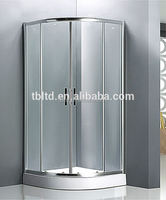 New arrival special 304 stainless steel Modern simple shower screens kades high quality shower room