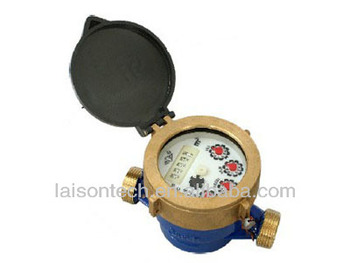 Single-Jet Wet Type Watermeter