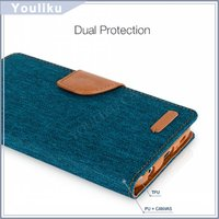 Factory direct mobile phone leather wallet for Acer Liquid Z630 leather flip cover case with folder for iphone