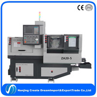 Turning Center Type and Automatic Automatic Grade Swiss type CNC Lathe