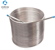 High performance 304 316 50 foot Stainless Steel coil tubing for Immersion Wort Chiller