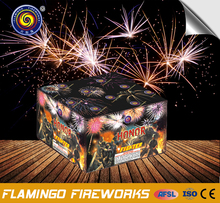 DC151007 Best quality 100S Honor Fighter big cake fireworks display special effects