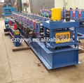 China sellers hydraulic auto channel z c purlins roll forming machine