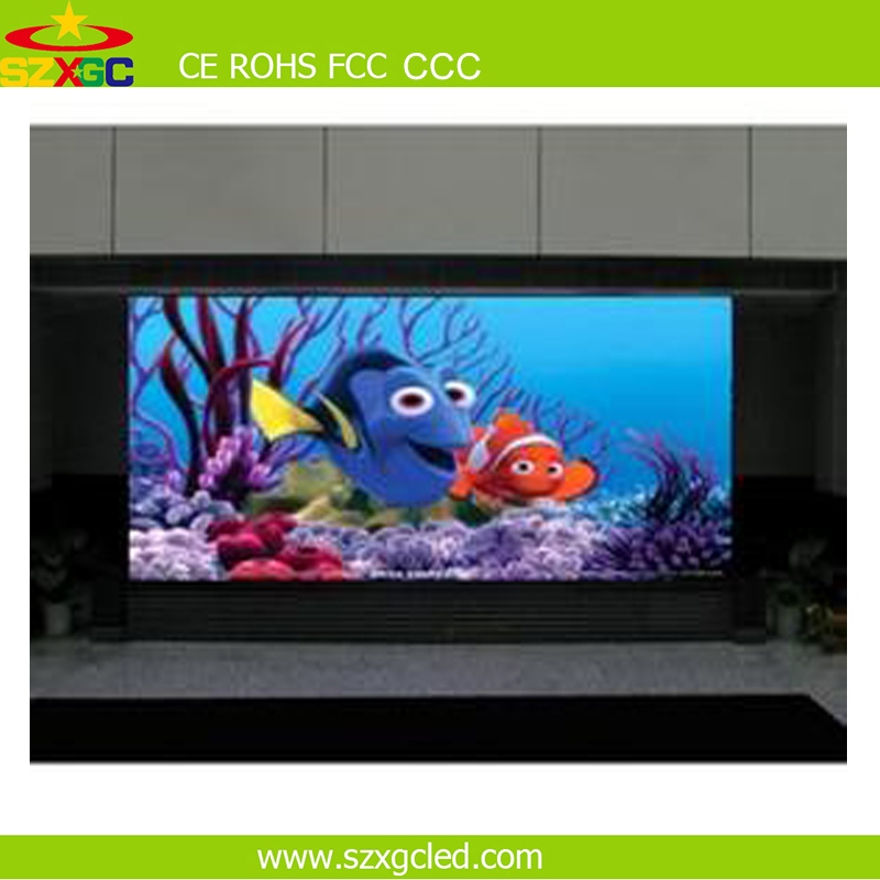 Electronic Saving LED Signs Displays Indoor Full Color LED Screen P7.62 for rental