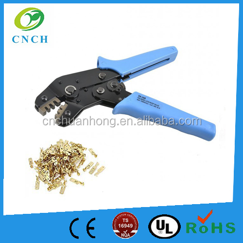 Crimping Tools 3.96/4.8/5.08/6.3 mm 26-16AWG Crimper 0.14-1.5mm For Dupont & JST-SM Molex Connectors and Terminals