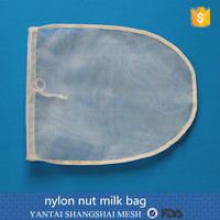 Nut Milk Bag - More Durable & Finer Mesh Alternative to Cheesecloth - Cold Brew Coffee - Organic Soy Milk - Free Recipes