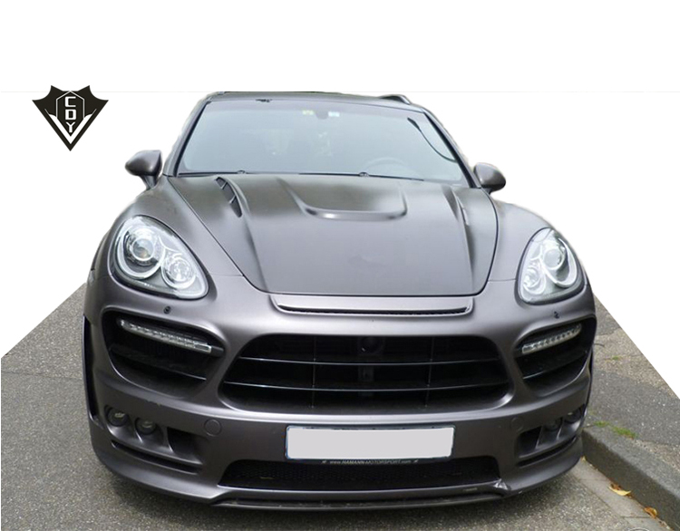 Pors Ham Style Cayenne 958 Body Kit fit for Cayenne 958 car FRP Material
