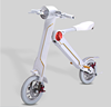 2016 New products 2 wheeled trike gas scooter With Front Suspension For Adults