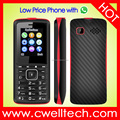 New Arrival ECON Z36 Dual SIM Card 1.77 Inch 1850mAh Big Battery Whatsapp Function GSM Feature Phone