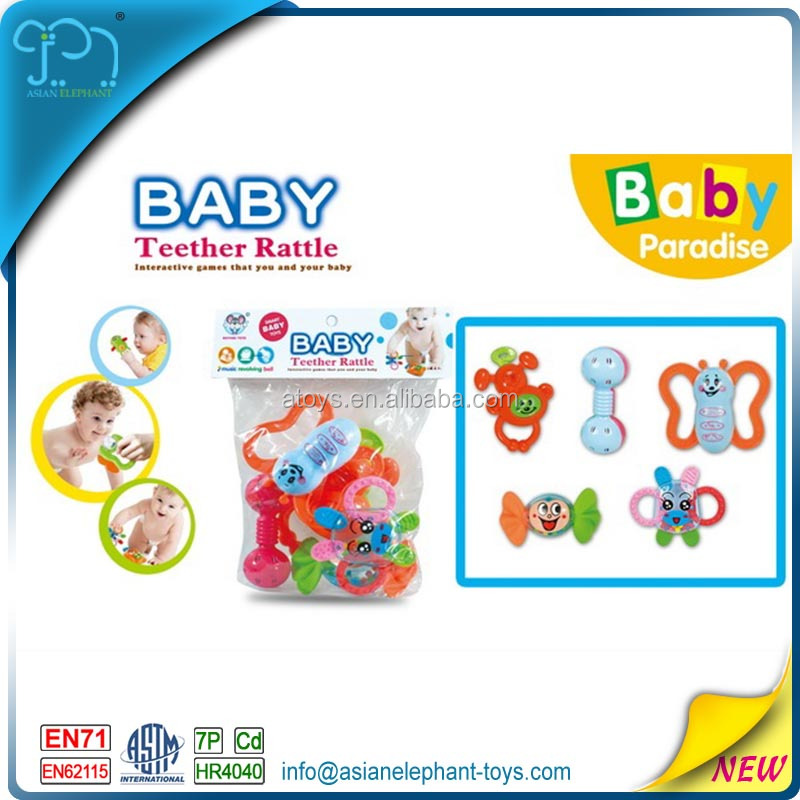 Baby Toy Rattles Baby Rattle Baby Musical Hanging Toys Silicone Corner Teether New Toys Funny Baby Teether New Toy Baby Rattle