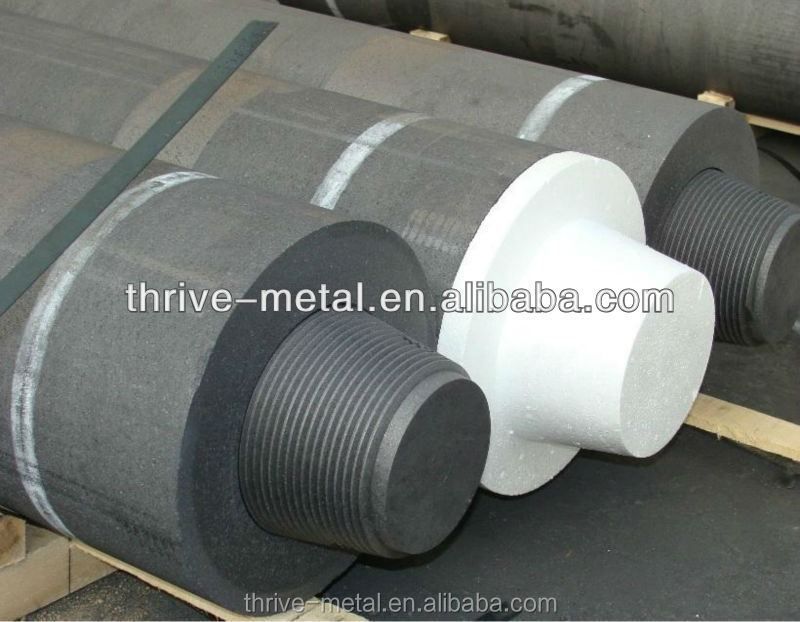 Manufactured and sold china HP graphite electrode by impregnating and graphitizing