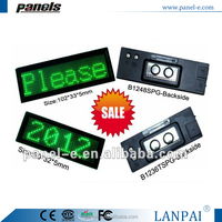 magnetic name badge,led Brand name logos images,2012 new innovative product