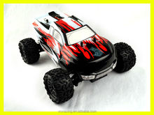 RC modle car ,Remote control vehicle car,brushed monster truck,