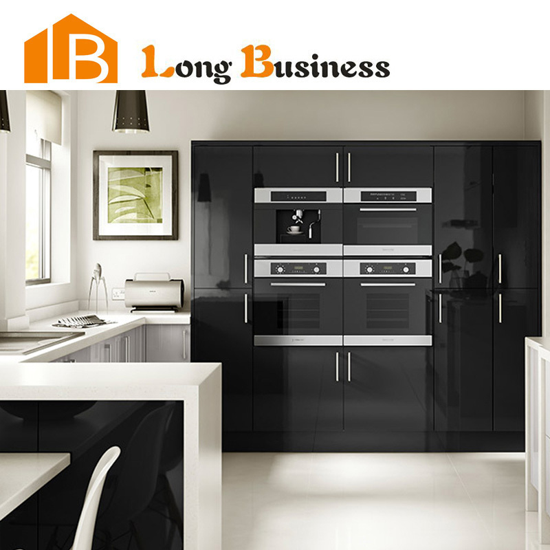 China made High quality cabinet doors kitchen used with great price
