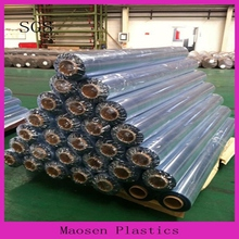 pvc roll film for tablet packaging materials