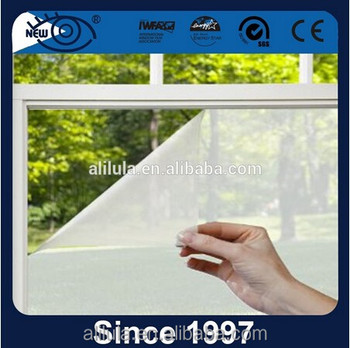 High quality matt finished privacy frosted window film