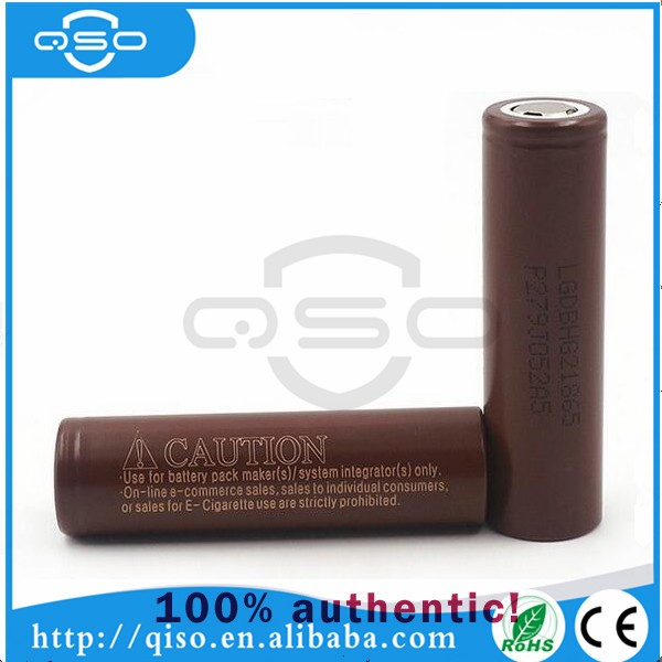 100% original LG Chem INR18650 HG2 3000mAh 20a 3.7v li-ion rechargeable battery high power cell