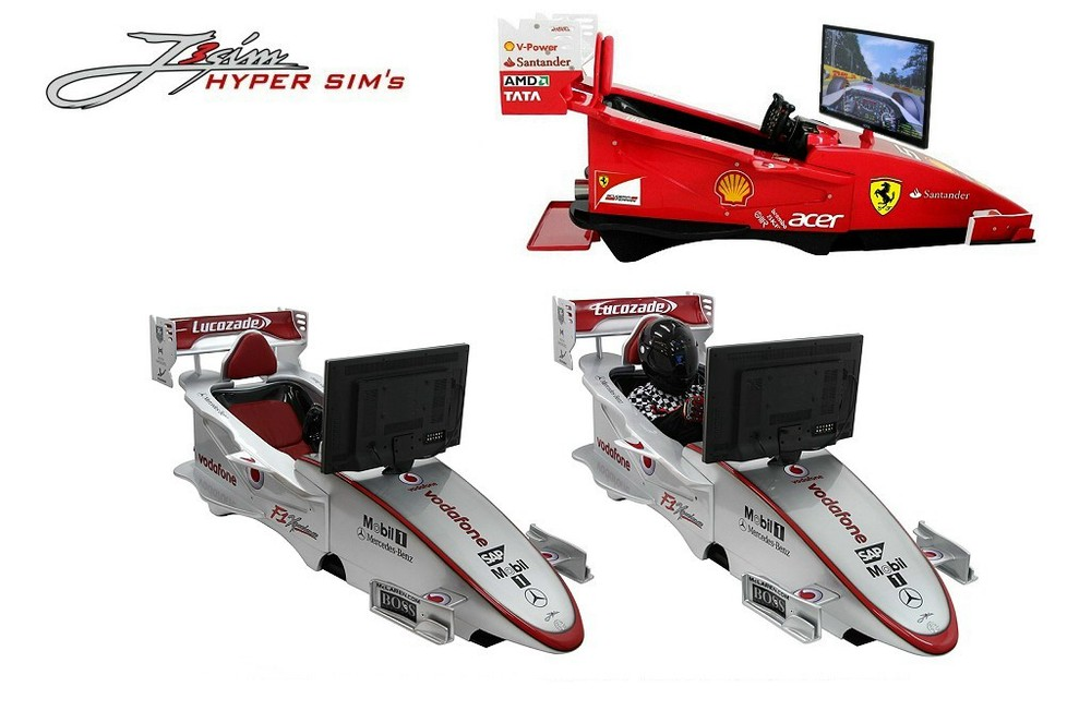 Hyper Sim Racing Simulators