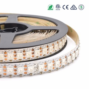 Christmas led strip light outdoor use 2200K 6500K ws2811 ws2812b 5050 flexible 120led/m rgb led light color change