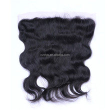 wholesale price human virgin hair 13*4 Brazilian virgin hair body wave lace frontal piece