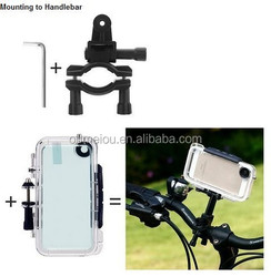 shenzhen plastic mobile phone shell vendor for Iphone 5s waterproof ipx8 case