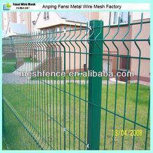 Pretty competitive price Hot-dipped Galvanized Welded Wire Mesh Fence System