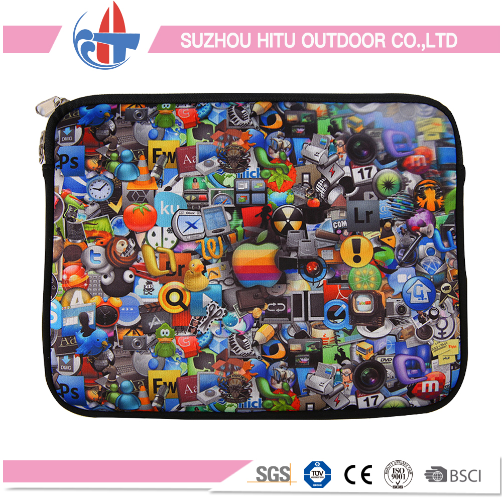 Protective Case for iPad professional manufacturer neoprene tablet cover case