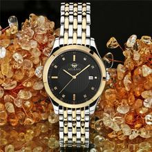 Newest design hot sale cheap king quartz japan movement stainless steel watch