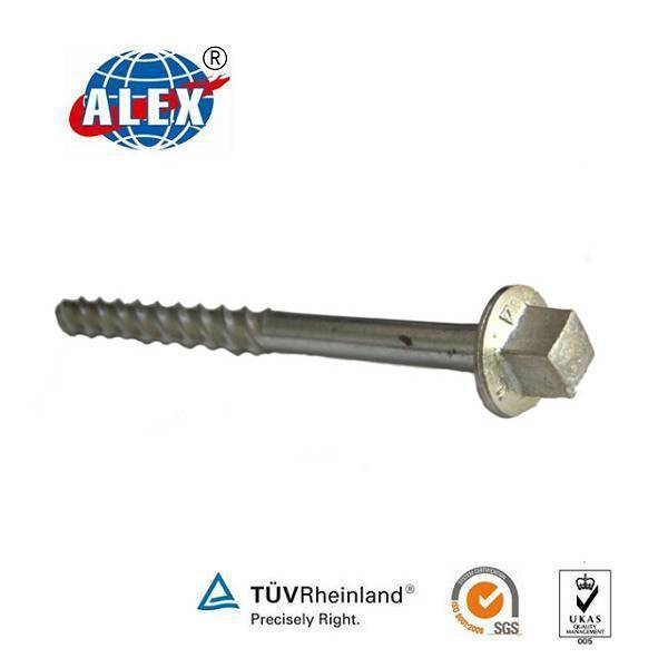 Railroad Timber Spike supplier,Screw Spike Tie Nail,railway products