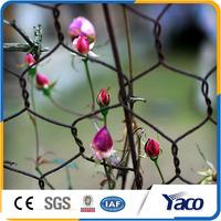 Hengshui 1'' 1/2'' hexagonal chicken coop iron wire mesh for farming(rabbit chicken duck)