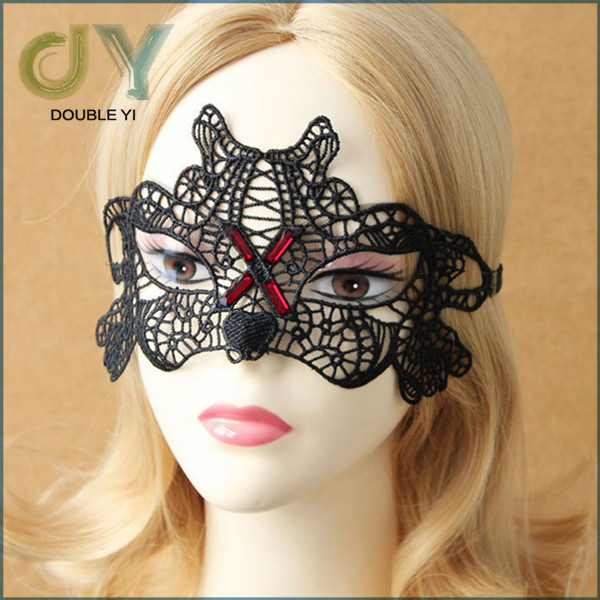 Customized New product autumn and winter fashion jewelry different types of mask
