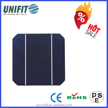 Buy Solar Cells 2BB 125mm Mono Bulk High Efficiency Solar Cell For Sale